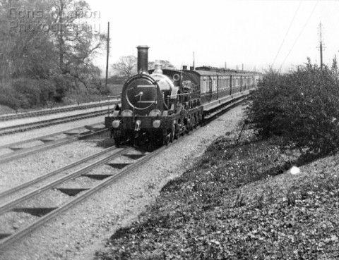 GWR Broad Gauge express
