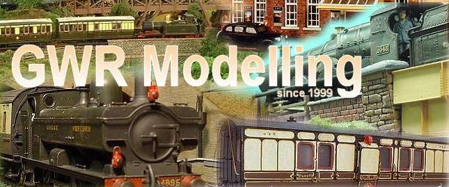 GWR Modelling - Great Western Railway