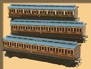 Ace Trains O Gauge Coach