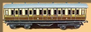 Unidentified First Class Coach