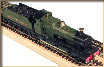 GWR Aberdare built from a K's kit
