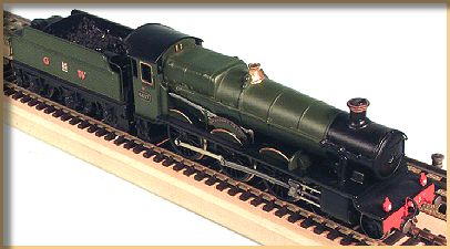 GWR Grange built from a Westward kit
