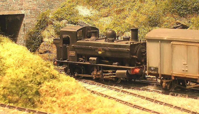 Iain Rice's 3mm and 4mm locos