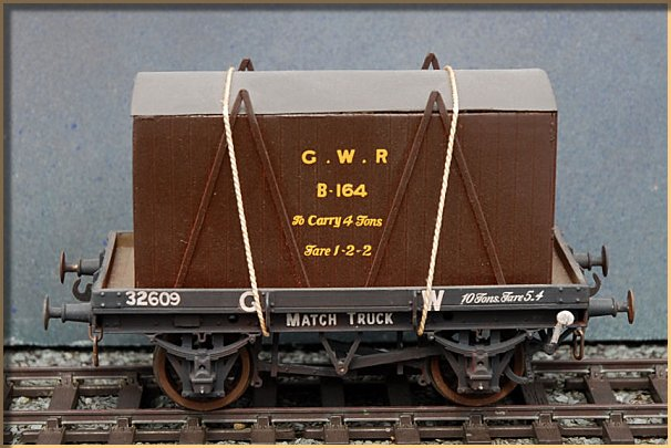 GWR Showcase  Roger Bailey s 7mm Goods stock