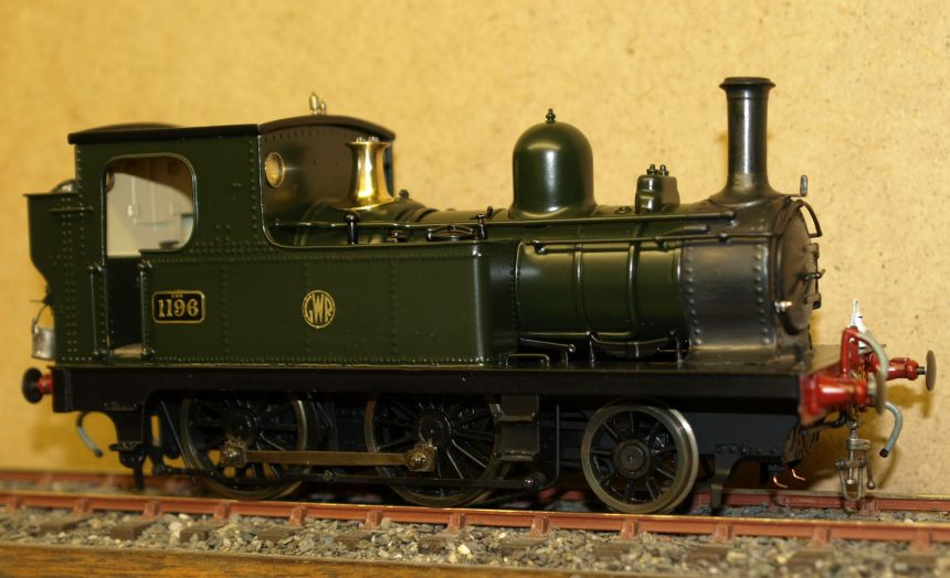 Gwr Modelling Models By Ted Kanas 1