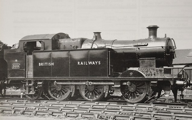 GWR 309, ex-TVR 0-6-2T