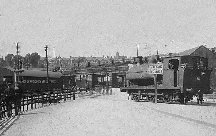 The Barry Railway