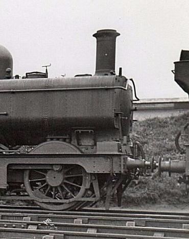 GWR 2721 class number 2752