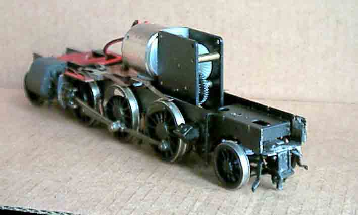 Churchward chassis for 5532
