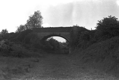 Marsh Lane bridge