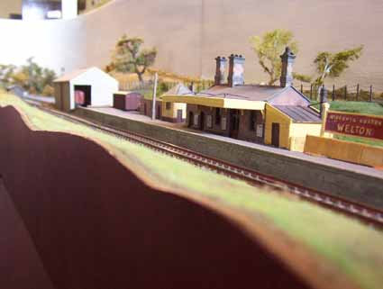 Midsomer Norton & Welton model